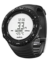 Suunto altimeter Digital Black Dial  Unisex Watch - SS014279010