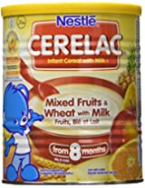 Nestle Cerelac Mixed Fruits And Wheat W/ Milk Stage 3 - 400G