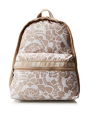 LeSportsac Women's Mini Basic Backpack, Island Batik