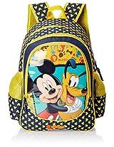 Disney Polyester 40.64 cms Children's Backpack (AGKRBG1047480)