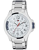 Tommy Hilfiger Analog White Dial Men's Watch - TH1790845J