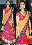 Exclusive Bollywood Designer Lehenga Choli Diya Mirza
