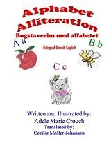 Alphabet Alliteration Bilingual Danish English