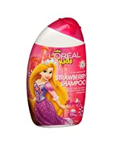 L'Oreal Kids Extra Gentle 2 - In - 1 Shampoo, Rapunzel / Strawberry 9 Fl Oz / 265 Ml