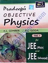 Pradeep Objective Physics Vol. I & II for JEE Main and JEE Advanced