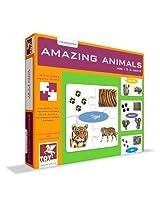 ToyKraft Amazing Animals