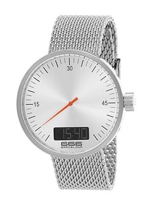 666 Barcelona  Reloj Under Pressure Mesh