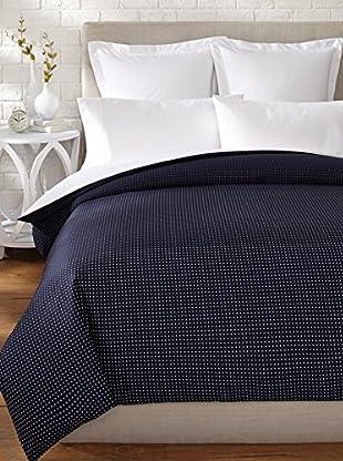 Belle Époque Home Concept Collection Pin Point Duvet (Navy)