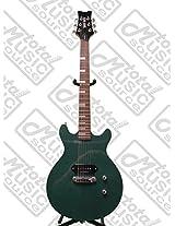 Daisy Rock Elite Rebel Electric Guitar, Green Daze