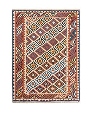 NAVAEI & CO. Teppich mehrfarbig 264 x 186 cm