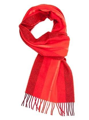Gant Bufanda Rayas (Rojo)