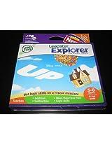 LeapFrog Leapster Explorer Learning Game: Disney Pixar Up