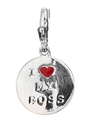 Luxenter CC914 - Charm I Love My Boss de plata