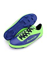 Vector X Amaze 001 Football Shoes, Men's UK 11 (Green/Blue)