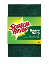 Scotch-Brite Heavy Duty Scour Pad 226, 6-Count (Pack of 4)