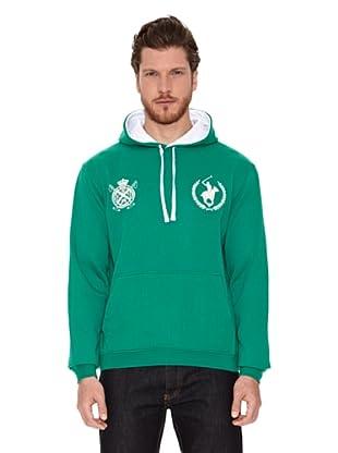 Polo Club Sudadera Clásica (Verde)