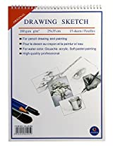 Drawing Sketch Pad 180 GSM 15-Sheets