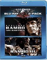Rambo: Two Pack (First Blood II / Rambo III)
