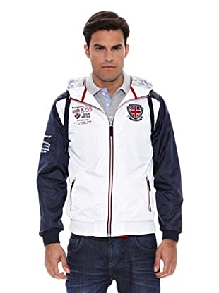 Geographical Norway Chaqueta Captain (Blanco)