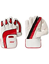 MRF Genius Wicket Keeping Gloves, Men's