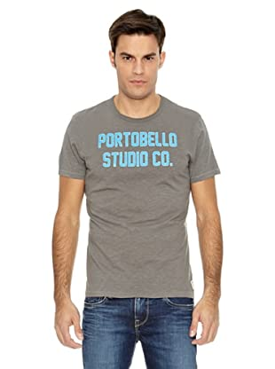 Pepe Jeans London Camiseta Duff (Gris)