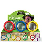 Learning Resources Jumbo Magnifier Classpack of 12