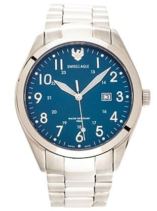 Swiss Eagle Reloj Field Scout azul