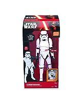 Star Wars Interactive Stormtrooper Figure, Black/Orange