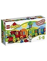 Lego Duplo Number Train, Multi Color
