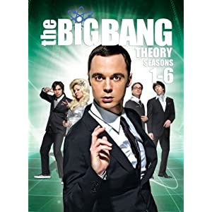 The Big Bang Theory : Season 1 to 6