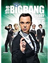 The Big Bang Theory : Season 1 to 6