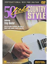 50 Licks Country Style  DVD