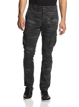 Tovar Men's Jake Cargo Pants (Charcoal Camo)