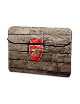 Wall of Arsenal 11 inches sleeve for MacBook Air sleeve