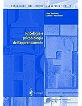 Psicologia e psicobiologia dell'apprendimento (Metodologie Riabilitative in Logopedia)