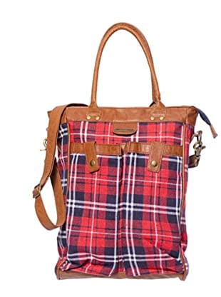 Pepe Jeans London Bolso Montaine (rojo)
