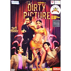 The Dirty Picture Bollywood DVD With English Subtitles