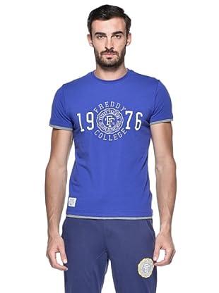 Freddy Camiseta Eresto (Azul / Gris)
