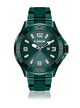 K&BROS Reloj 9564 (Petróleo)