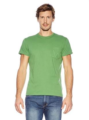 Wrangler Camiseta Jason (Verde menta)