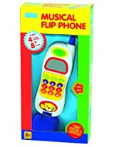megcos Musical Flip Phone