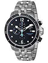 Tissot Analog Black Dial Men's Watch - T0664271105700