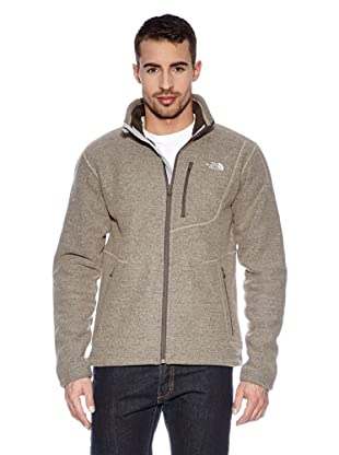 Th North Face Giacca M Zermatt Full Zip (Beige)