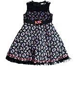 Black Casual Dress Nauti Nati
