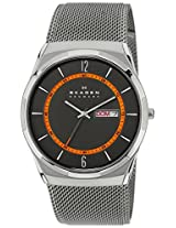 Skagen Aktiv Analog Grey Dial Men's Watch - SKW6007I