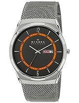 Skagen Aktiv Analog Grey Dial Men's Watch - SKW6007I