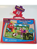The Learning Glow Journey in the Dark Farm Puzzle