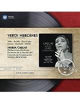 Maria Callas - Verdi Heroines (EMI Masters)