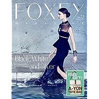 FOXEY 2016 ‐ NUMBER 23 小さい表紙画像