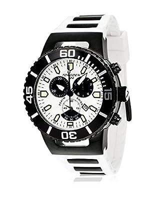 Torgoen Reloj de cuarzo Unisex T24304 45 mm